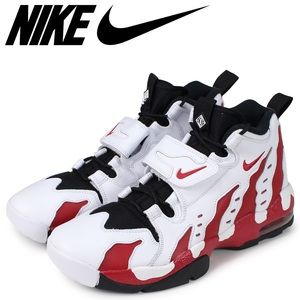 New Nike Air DT Max 96 Deion Sanders Red/White